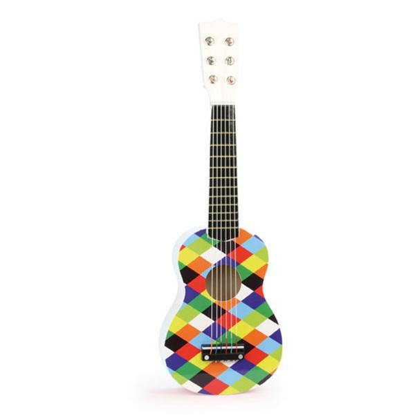 Vilac - Guitare arlequin - Dès 3 ans