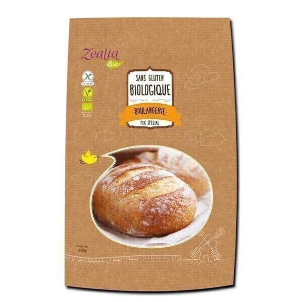 Zealia - Mix boulangerie 400g