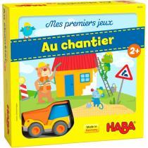 Haba - Mes premiers jeux : Au chantier - Des 2 ans
