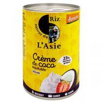 Autour du Riz - Crème de coco équitable 400 ml
