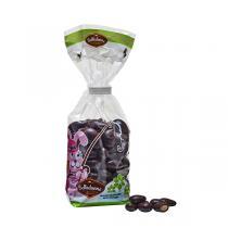 Belledonne - Amandes enrobées de chocolat noir 200g
