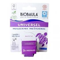 Biobaula - Pastilles de nettoyage écologiques Multi usages x3