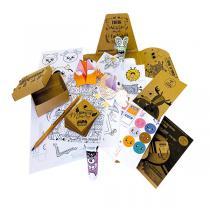 AGENT PAPER - Pochette Occupe ton enfant - Des 5 ans