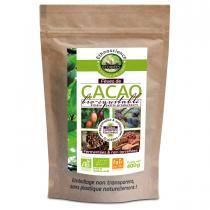 Ecoidées - Fèves de cacao crues entières 400g