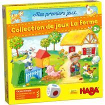 Haba - Mes premiers jeux : Collection de jeux La ferme - Dès 2 ans