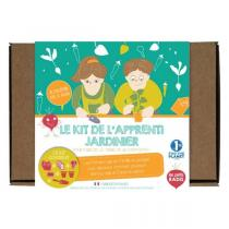 Les Petits Radis - Kit de l'apprenti jardinier - Dès 5 ans
