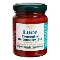 Luce - Concentré de tomates 22% 100g
