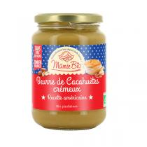 Mamie Bio - Beurre de cacahuète recette américaine 500g