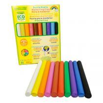 Okonorm - Pâte à modeler naturelle 10 couleurs - Dès 3 ans