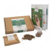 Pousse-Pousse - Kit DIY Mes bombes de graines