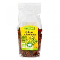 Rapunzel - Raisins secs sultanines équitables 250g