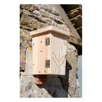 Wildlife World - Habitat en bois pour chauve-souris