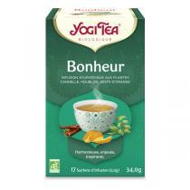 Yogi Tea - Infusion Bonheur 17 sachets
