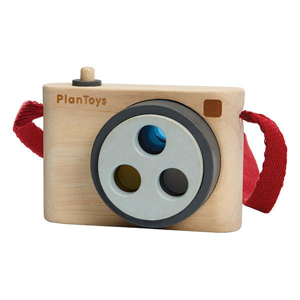 Plan Toys - Appareil photo avec filtre 3 couleurs - Des 3 ans