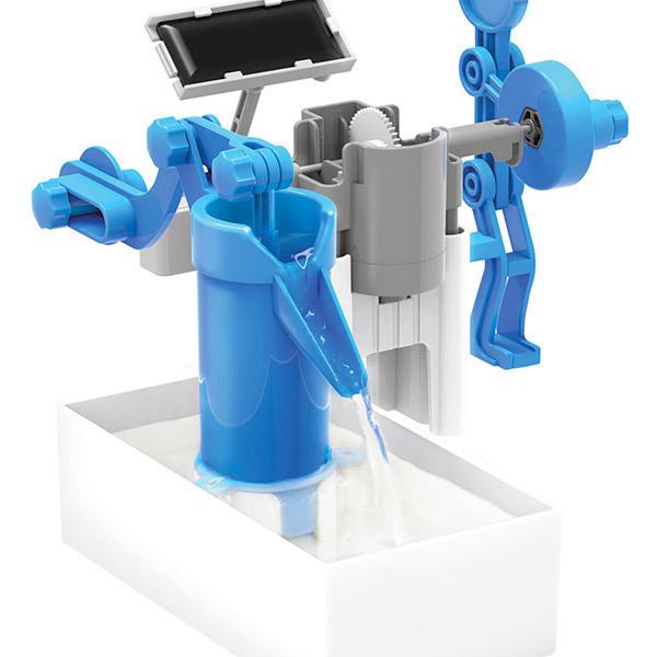 4M - Kit Construction Pompe à Eau - Dès 5 ans