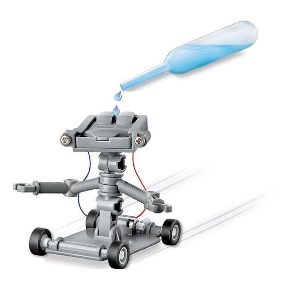 4M - Kit Construction Robot Propulsé au Sel - Dès 5 ans