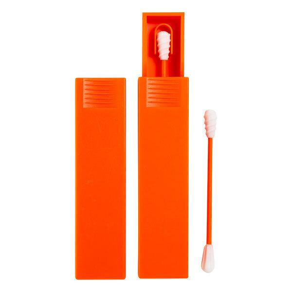 Act'ECO - Coton-tige réutilisable Orange
