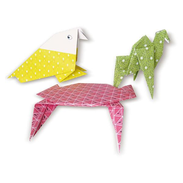 AGENT PAPER - Kit origami Tutti frutti - Dès 5 ans