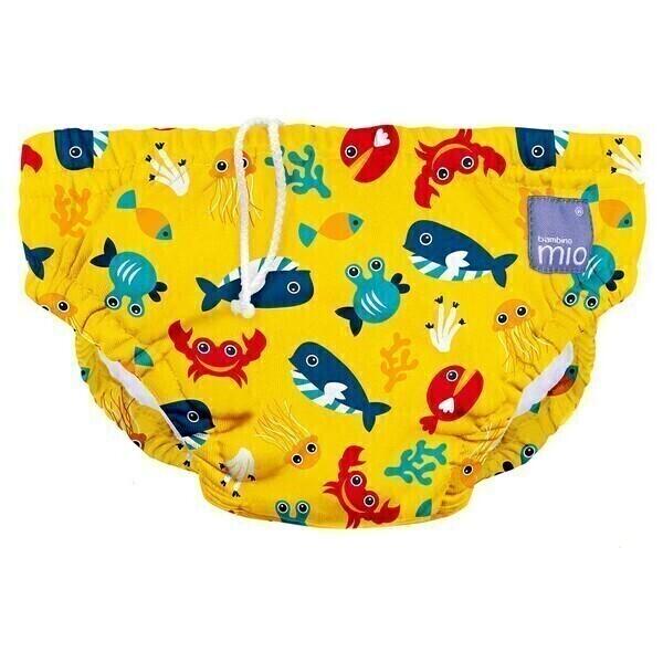 Bambino Mio - Couche de bain lavable En eaux profondes - Taille S (5-7 kg)