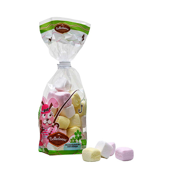 Belledonne - Guimauves aux arômes naturels de fruits 50g