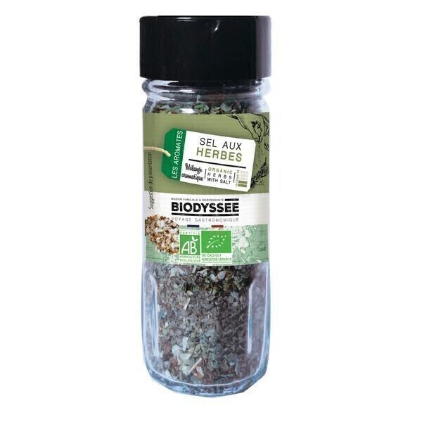 Biodyssée - Sel aux herbes 45g
