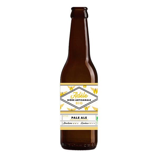 Brasserie Effet Papillon - Bière blonde Adèle 33cl