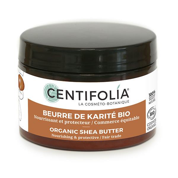 Centifolia - Beurre de karité biologique et équitable 125ml