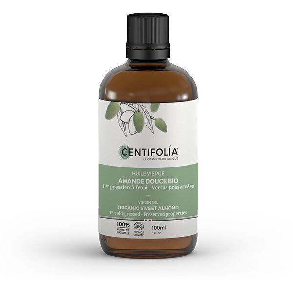 Centifolia - Huile vierge bio d'Amande douce 100ml
