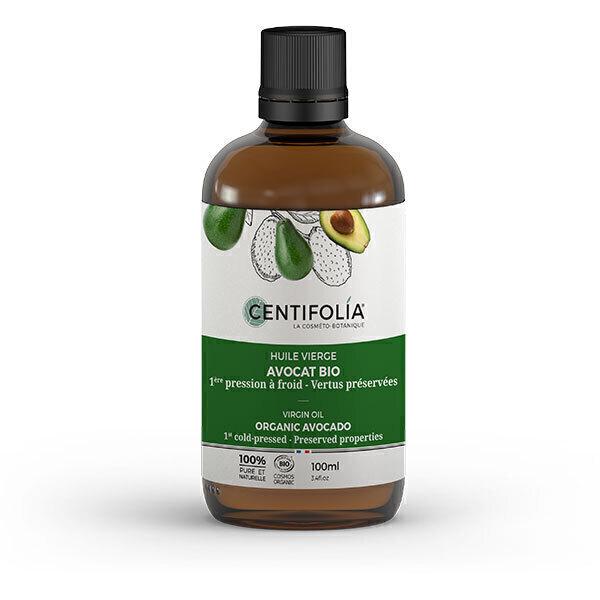 Centifolia - Huile vierge bio d'Avocat 100ml
