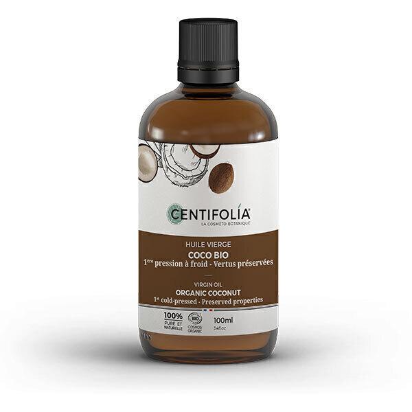 Centifolia - Huile vierge bio de Coco 100ml