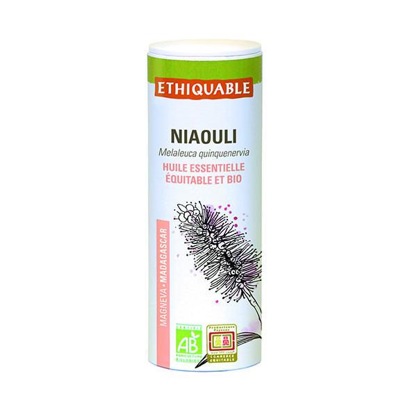 Ethiquable - Huile essentielle de Niaouli bio 10ml