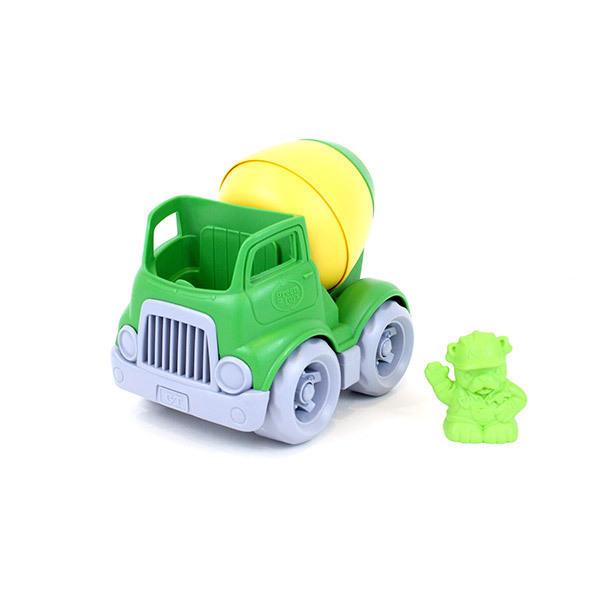 Green Toys - Camion Construction - Dès 2 ans