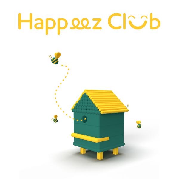 Greenweez Club - Abonnement Happeez Club 3 mois - 2