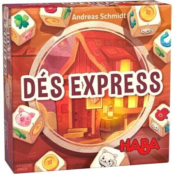Haba - Dés Express - Dès 8 ans