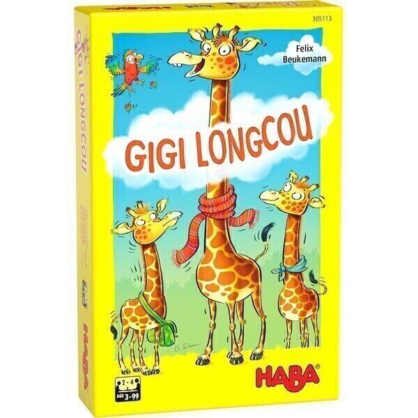 Haba - Gigi Longcou - Dès 3 ans