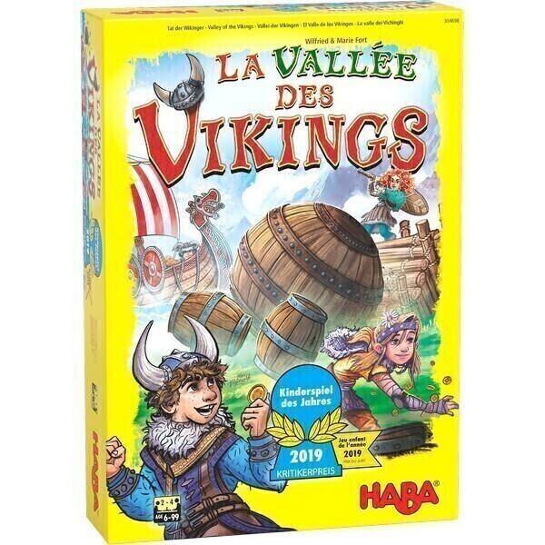 Haba - La vallée des Vikings - Dès 6 ans