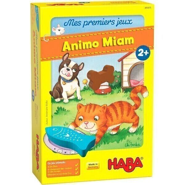Haba - Mes premiers jeux : Animo Miam - Dès 2 ans