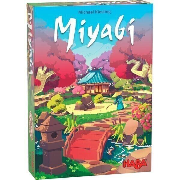 Haba - Miyabi - Dès 8 ans