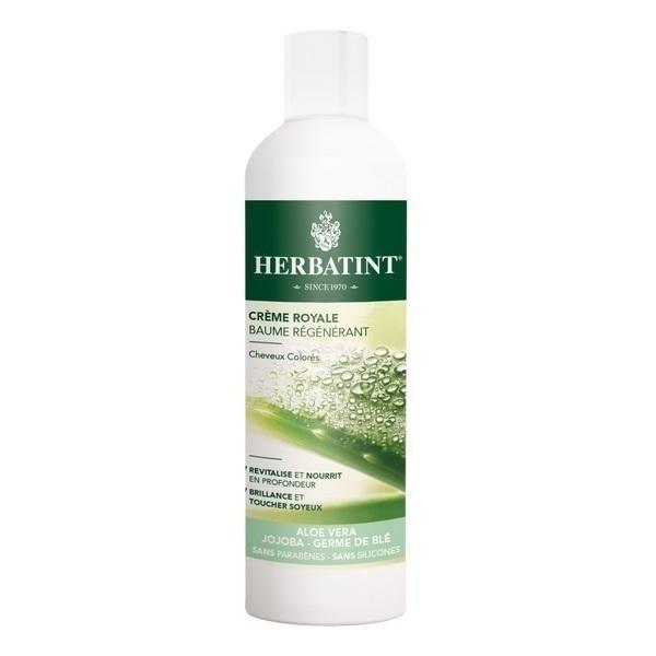 Herbatint - Crème royale après-shampoing à l'aloe vera 260ml