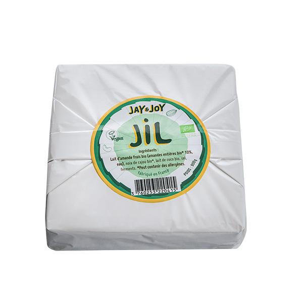 Jay&Joy - Jil spécialité végétale à croûte fleurie Vrac 900g