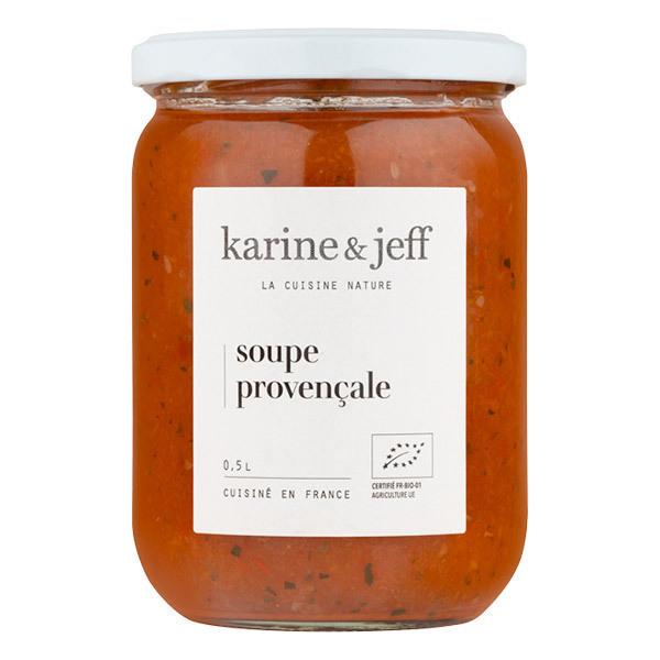 Karine & Jeff - Soupe provençale 50cl