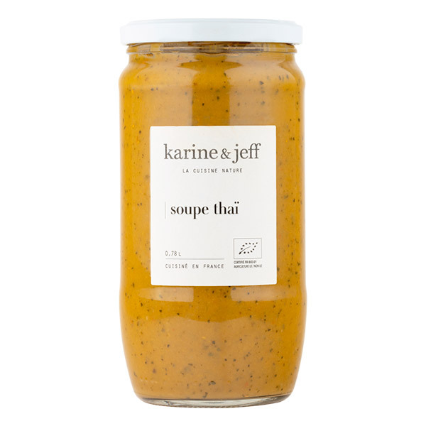 Karine & Jeff - Soupe Thaï 78cl