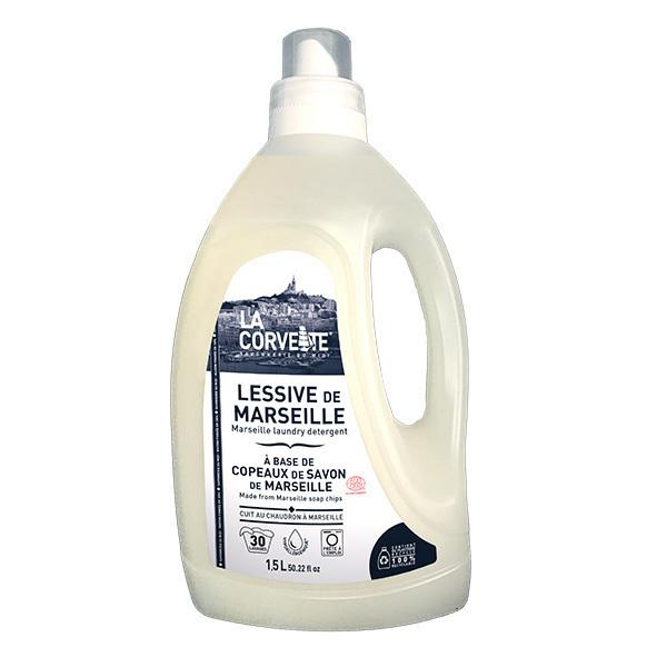 La Corvette - Lessive au savon de Marseille 1,5L