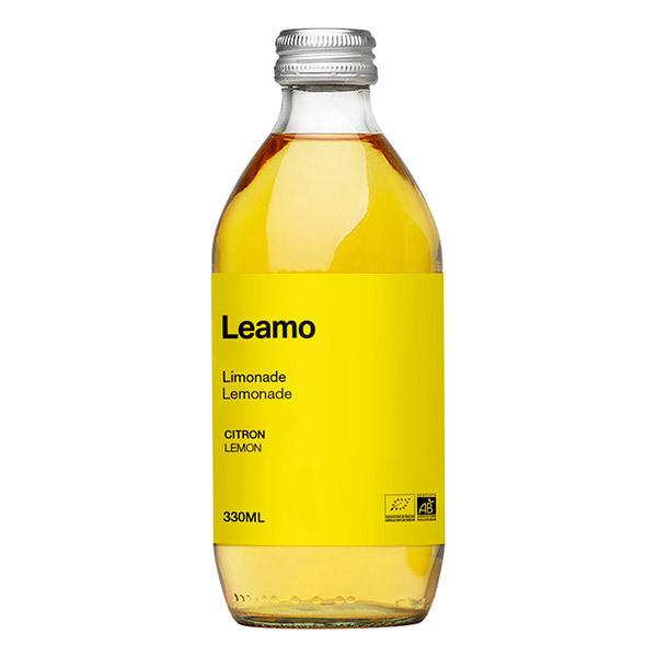 LEAMO - Limonade au citron bio 33cl