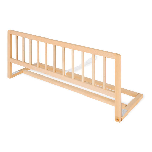 Pinolino - Barrière de lit Classic hêtre 90 cm