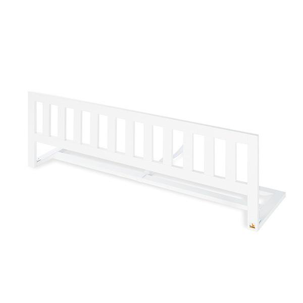 Pinolino - Barrière de lit Comfort blanc mat 120cm