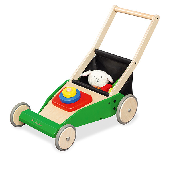 Pinolino - Chariot de marche tondeuse Klaas - Dès 12 mois