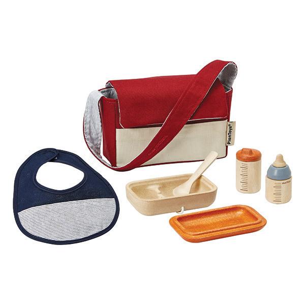 Plan Toys - Mon sac pour nourrir bébé - Dès 2 ans
