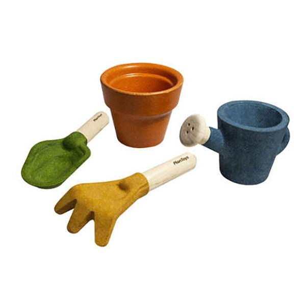 Plan Toys - Set de jardinage - Dès 3 ans