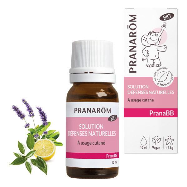 Pranarôm - PranaBB Solution défenses naturelles 10ml